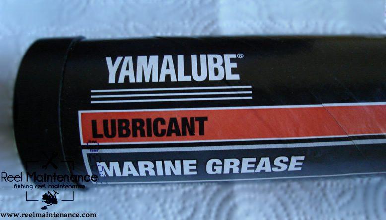 Yamalube Marine Grease - Fishing Reel Maintenance