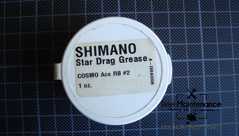 shimano drag grease