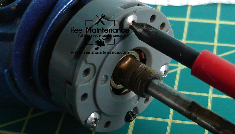 How to remove roller clutch anti-reverse - Fishing Reel