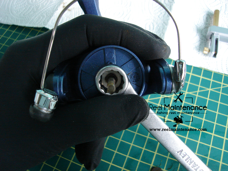 rotor nut