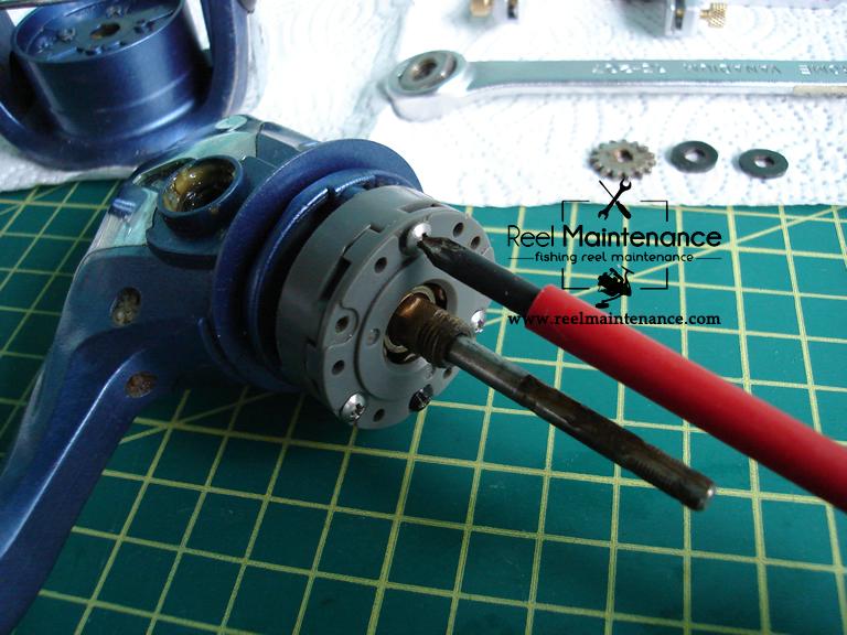 roller clutch anti-reverse