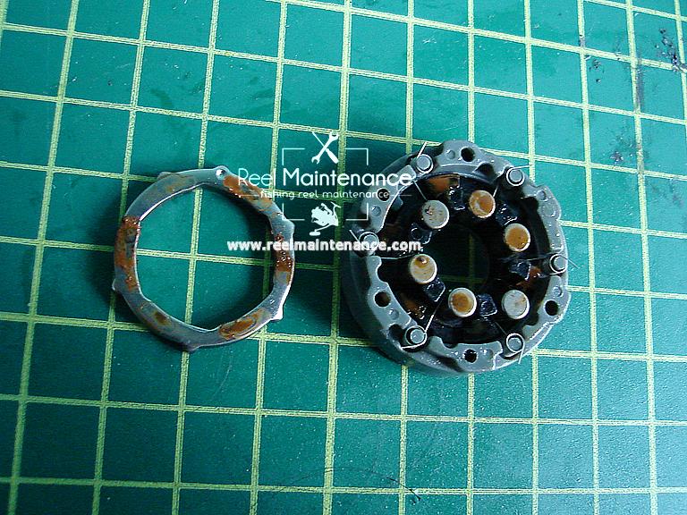 shimano roller clutch bearing