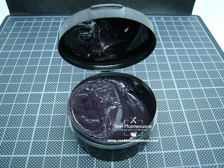 cals purple reel grease